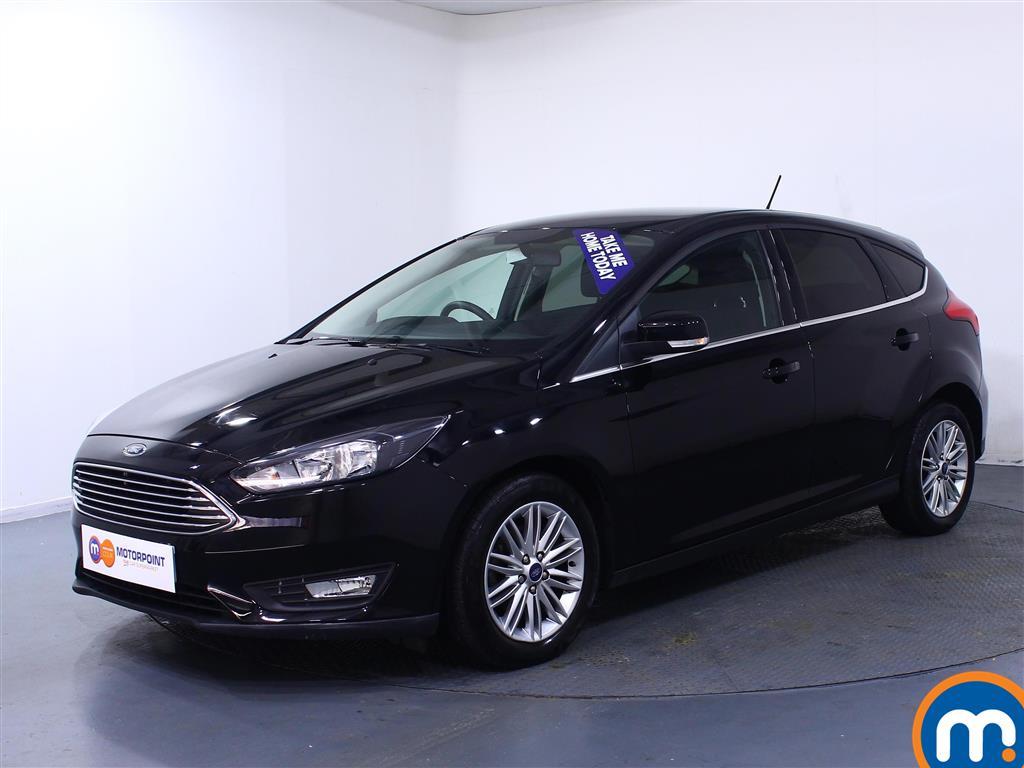 Ford Focus Zetec Edition - Stock Number (1031022) - Passenger side front corner
