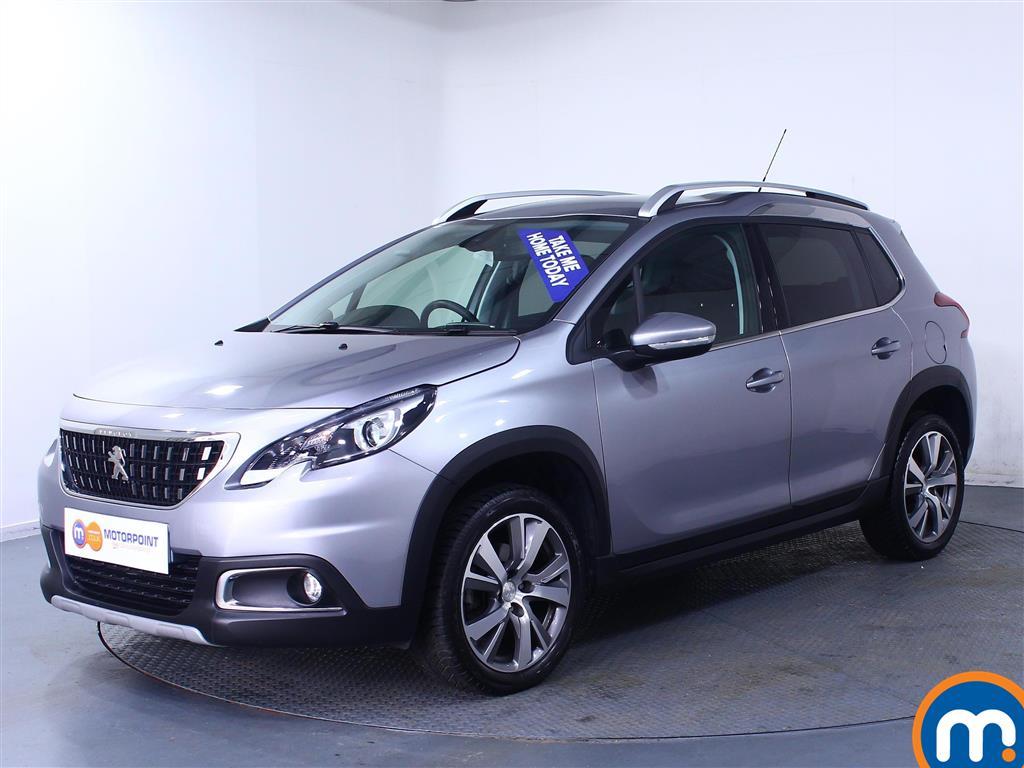 Peugeot 2008 Allure - Stock Number (1029704) - Passenger side front corner