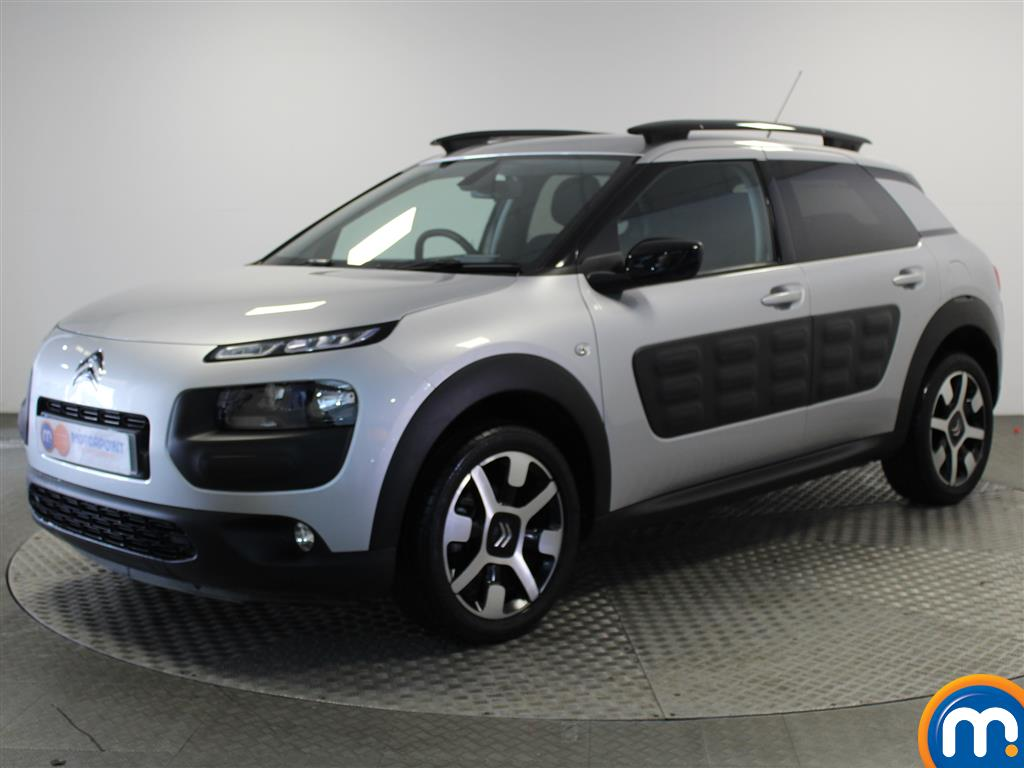 Citroen C4 Cactus Flair - Stock Number 1031143 Passenger side front corner