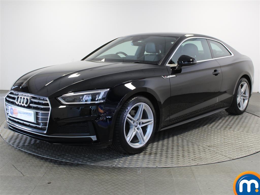 Audi A5 S Line - Stock Number (1032657) - Passenger side front corner