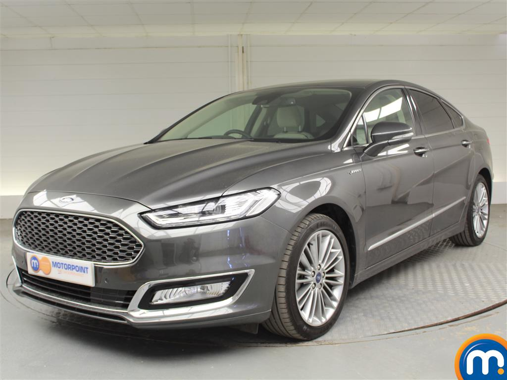 Ford Mondeo Vignale 2.0 Hybrid 4dr Auto - Stock Number (1023639) - Passenger side front corner