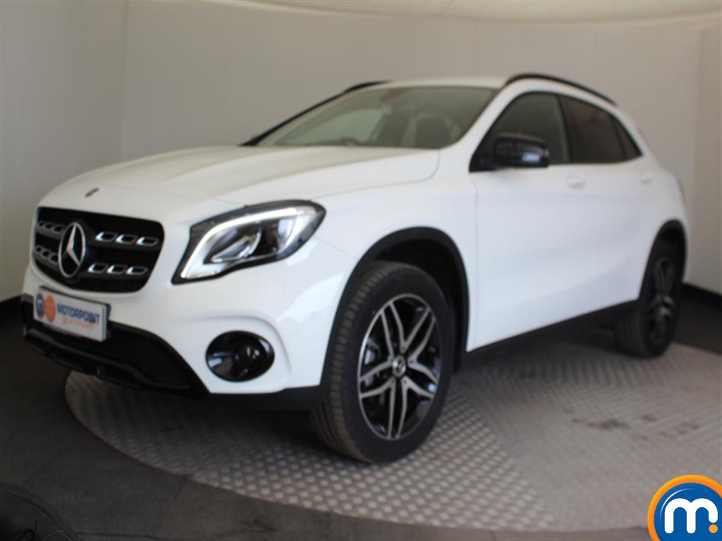 Mercedes-Benz Gla Class Urban Edition - Stock Number (1035167) - Passenger side front corner