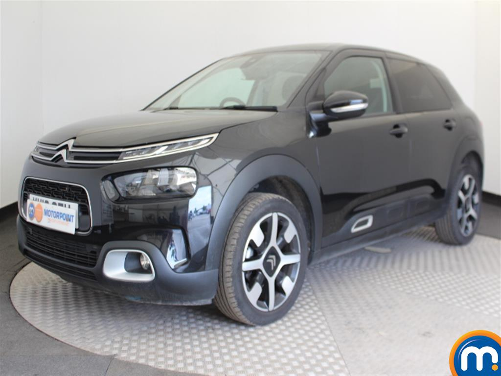 Citroen C4 Cactus Flair - Stock Number (1026793) - Passenger side front corner