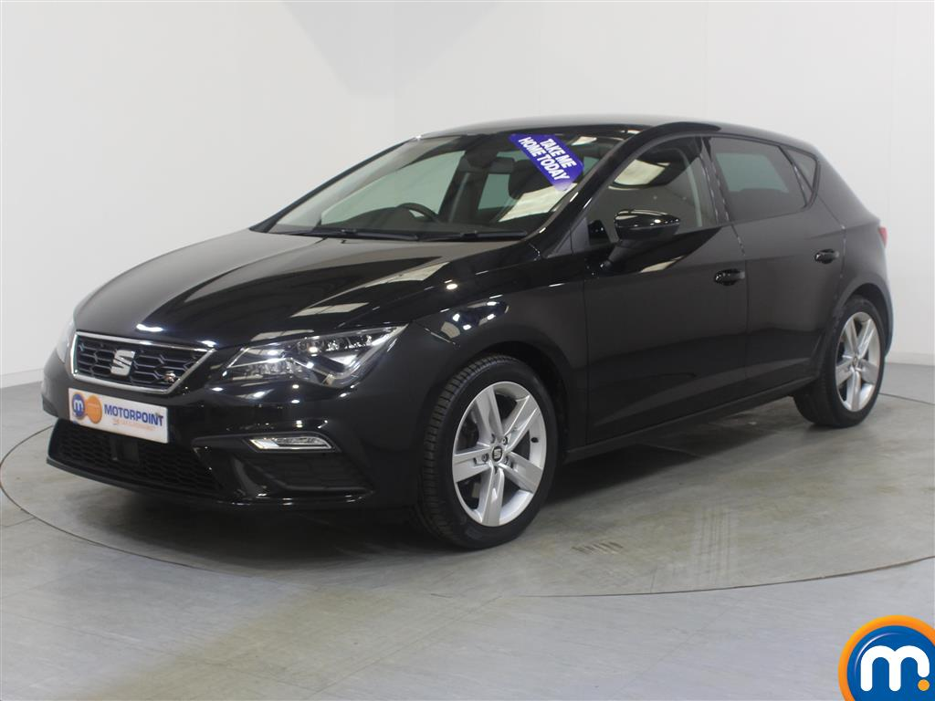Seat Leon FR Technology - Stock Number (1029465) - Passenger side front corner