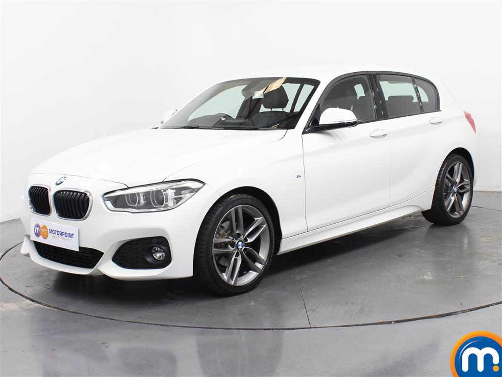 BMW 1 Series M Sport - Stock Number (1032645) - Passenger side front corner