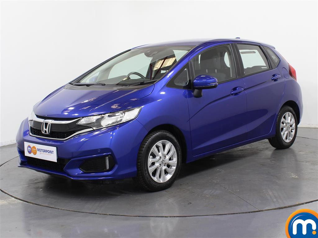 Honda Jazz SE - Stock Number (1034441) - Passenger side front corner
