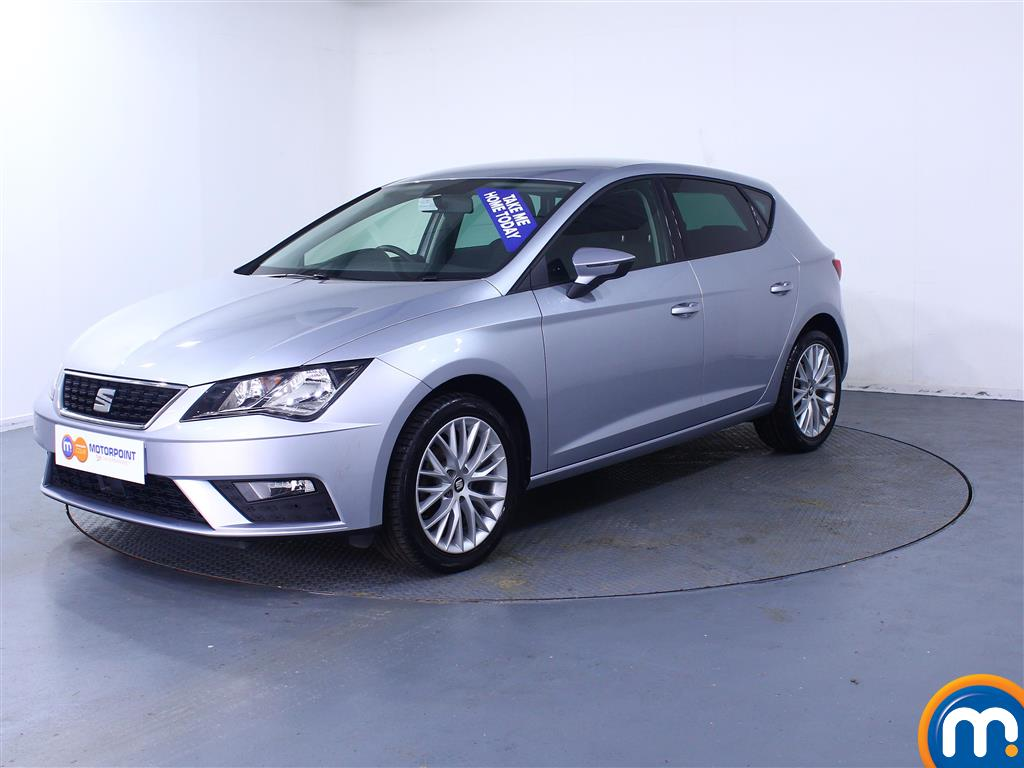 Seat Leon SE Dynamic Technology - Stock Number (1028617) - Passenger side front corner