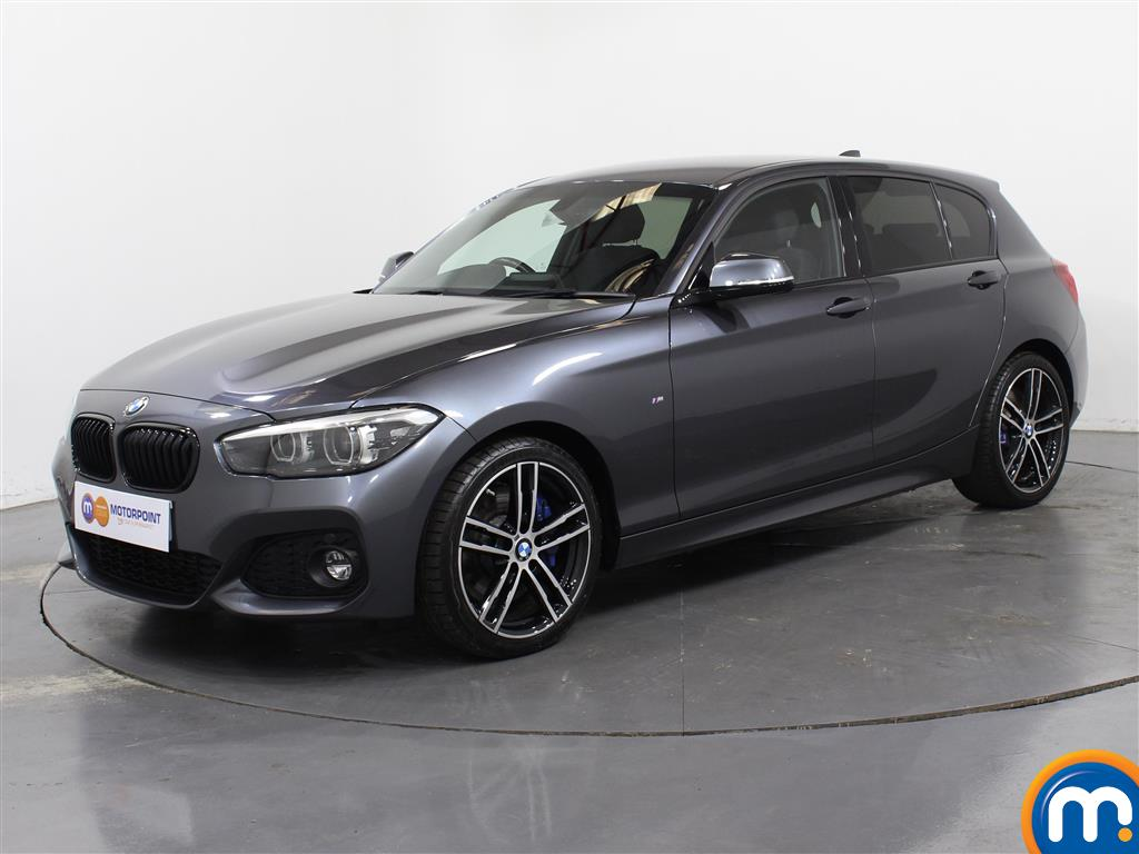 BMW 1 Series M Sport Shadow Edition - Stock Number (1030275) - Passenger side front corner