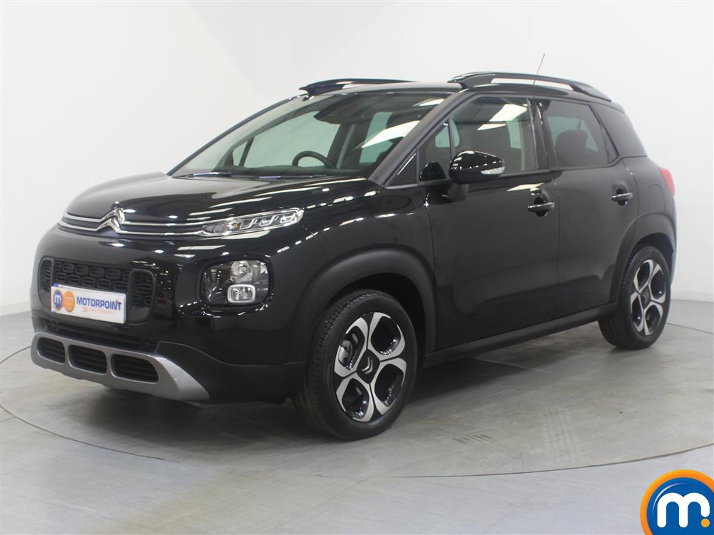 Citroen C3 Aircross Flair - Stock Number (1020355) - Passenger side front corner