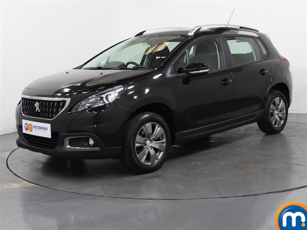 Peugeot 2008 Active - Stock Number (1029812) - Passenger side front corner