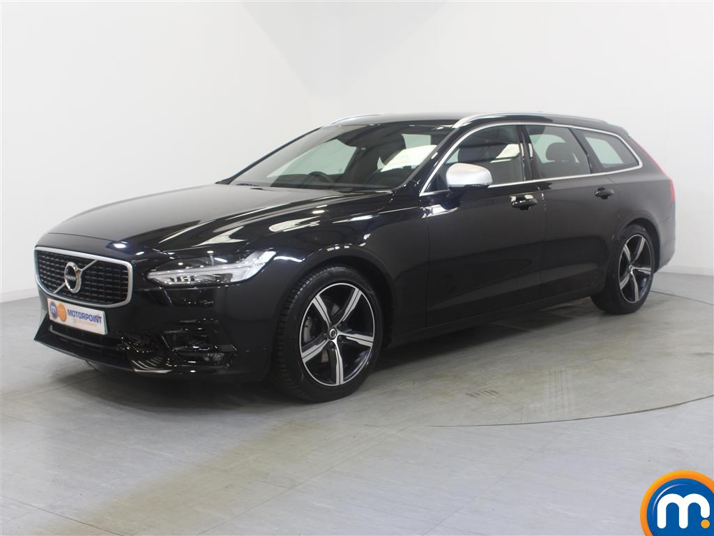 Volvo V90 R DESIGN - Stock Number (1029594) - Passenger side front corner