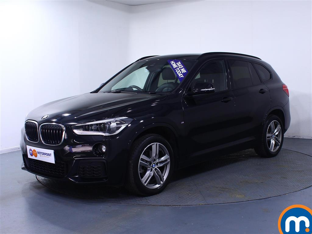 BMW X1 M Sport - Stock Number (1035140) - Passenger side front corner