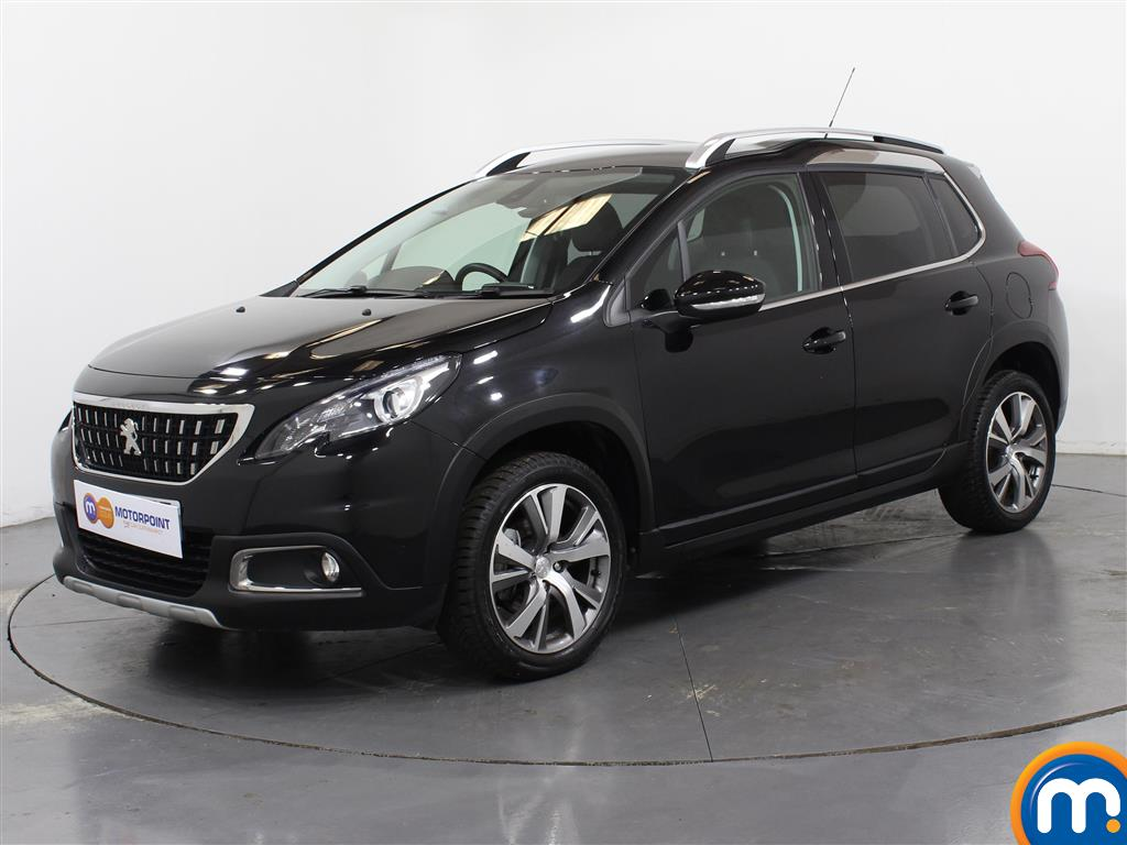 Peugeot 2008 Allure - Stock Number (1029758) - Passenger side front corner