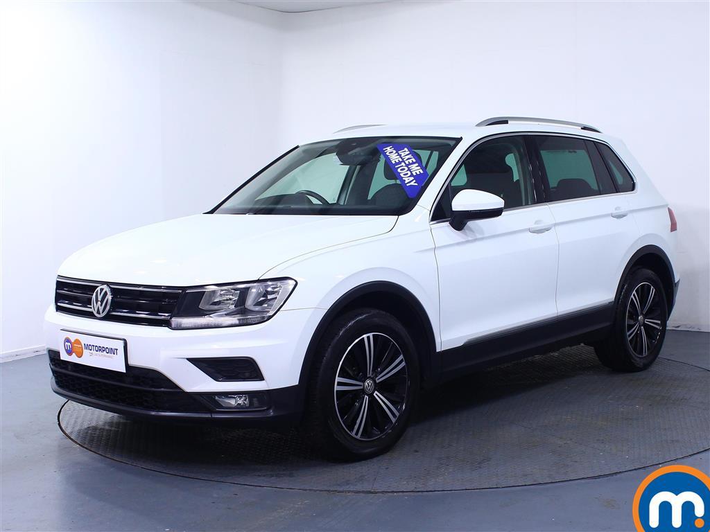 Volkswagen Tiguan SE Nav - Stock Number (1034541) - Passenger side front corner