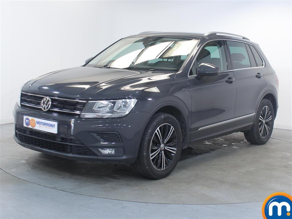 Volkswagen Tiguan SE Nav - Stock Number (1034537) - Passenger side front corner
