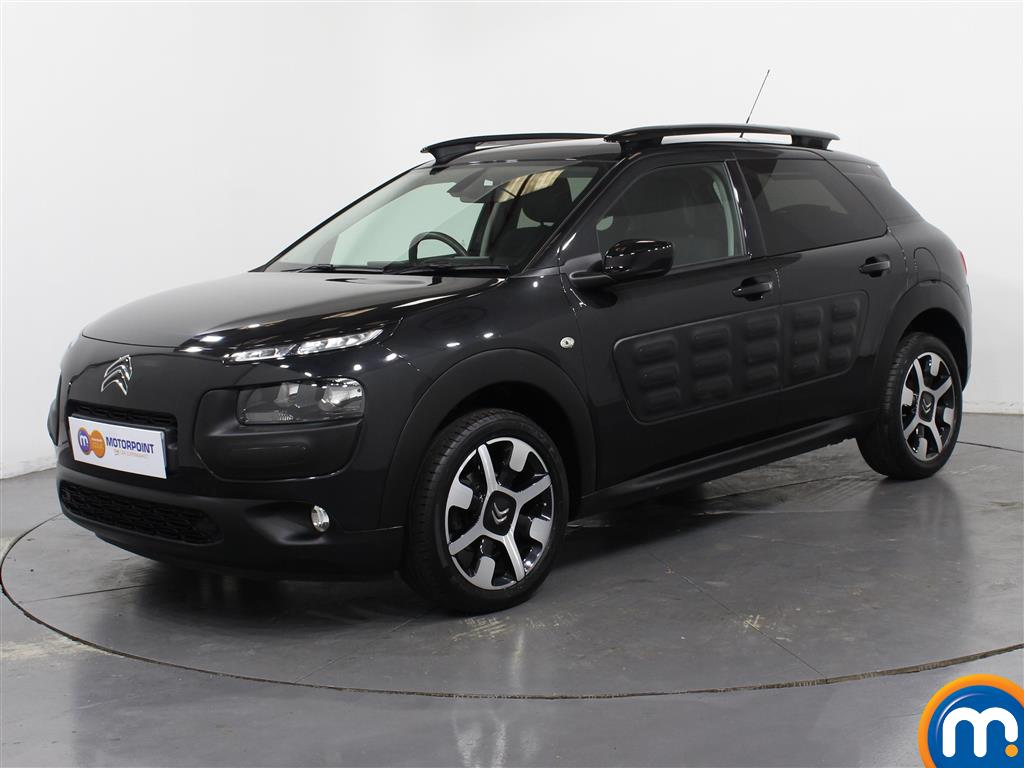 Citroen C4 Cactus Flair - Stock Number (1031145) - Passenger side front corner