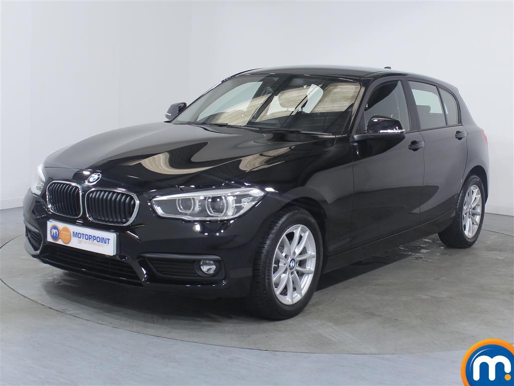 BMW 1 Series SE Business - Stock Number (1032635) - Passenger side front corner