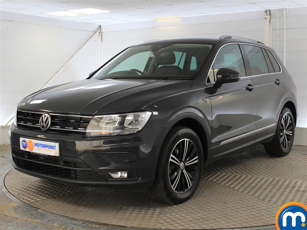 Volkswagen Tiguan SE Nav - Stock Number (1034538) - Passenger side front corner