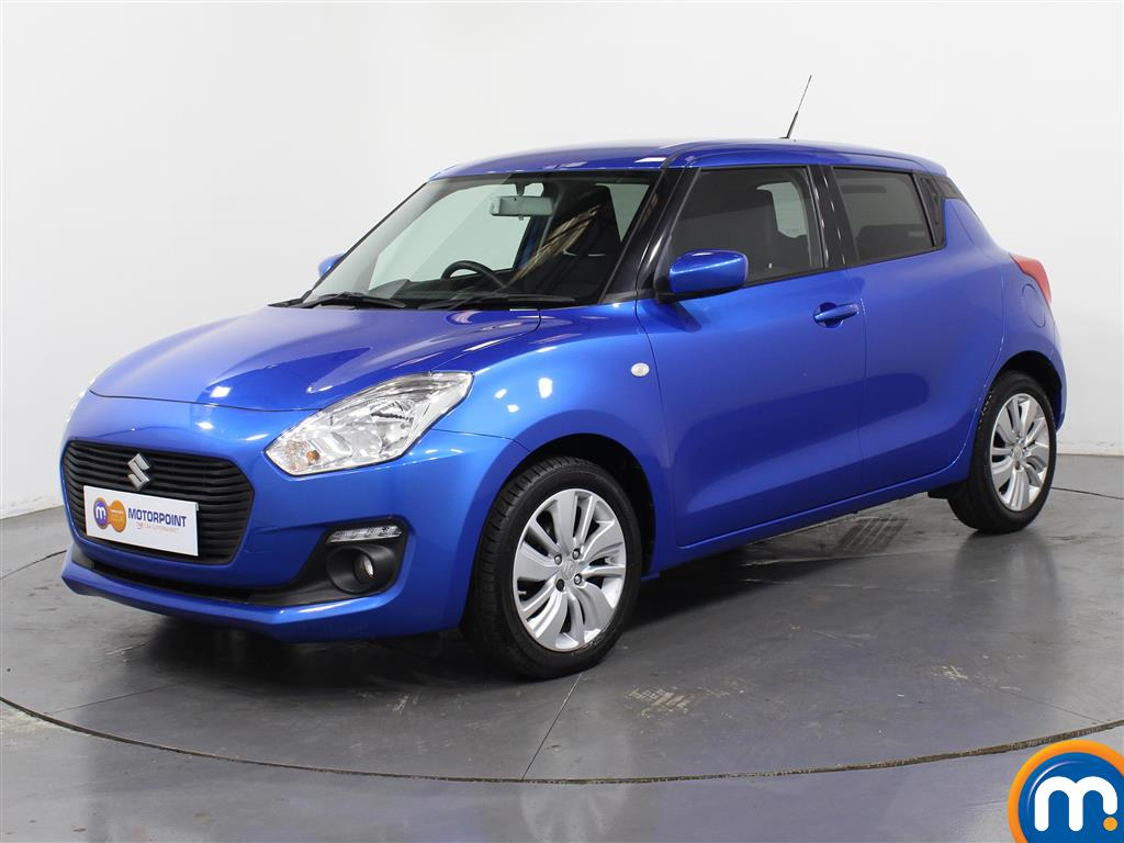 Suzuki Swift SZ-T - Stock Number 1031086 Passenger side front corner