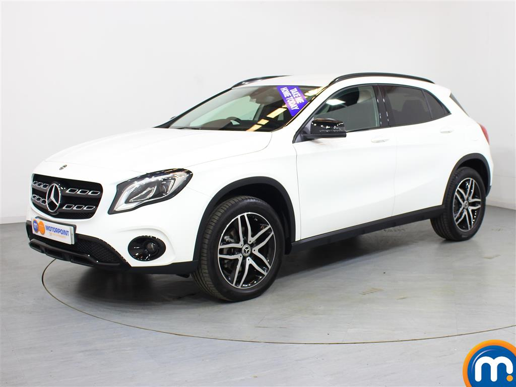 Mercedes-Benz Gla Class Urban Edition - Stock Number (1035165) - Passenger side front corner