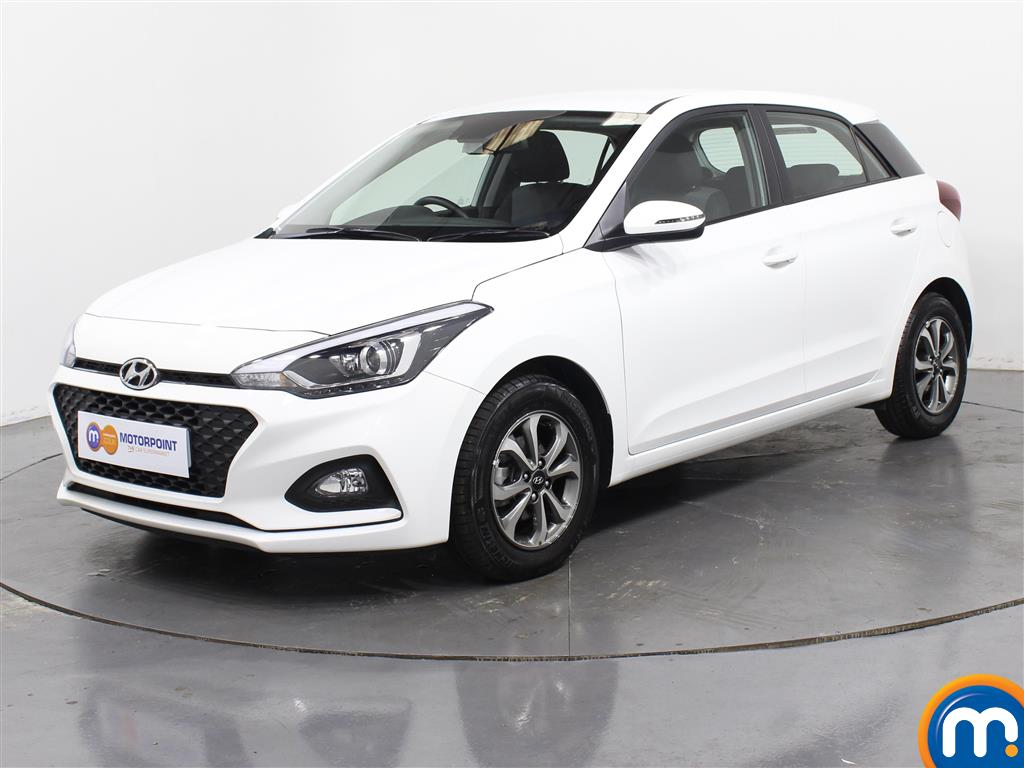 Hyundai I20 SE - Stock Number (1028687) - Passenger side front corner