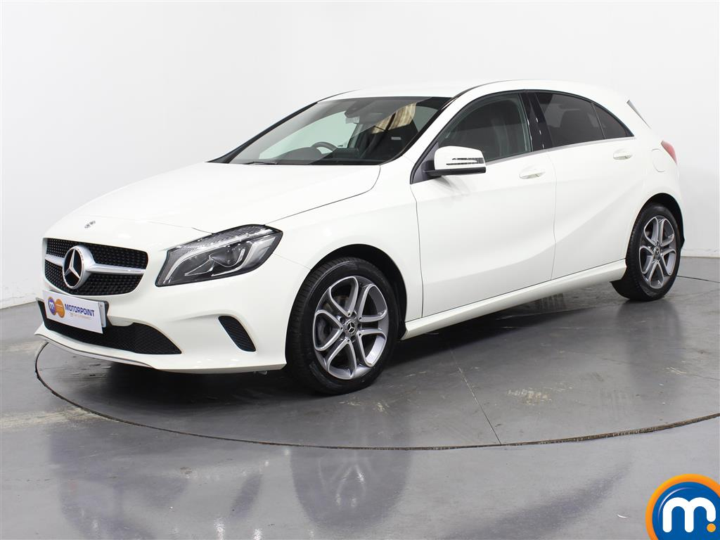 Mercedes-Benz A Class Sport Edition - Stock Number (1034224) - Passenger side front corner
