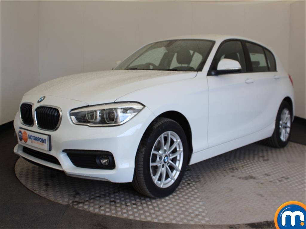 BMW 1 Series SE Business - Stock Number (1035104) - Passenger side front corner