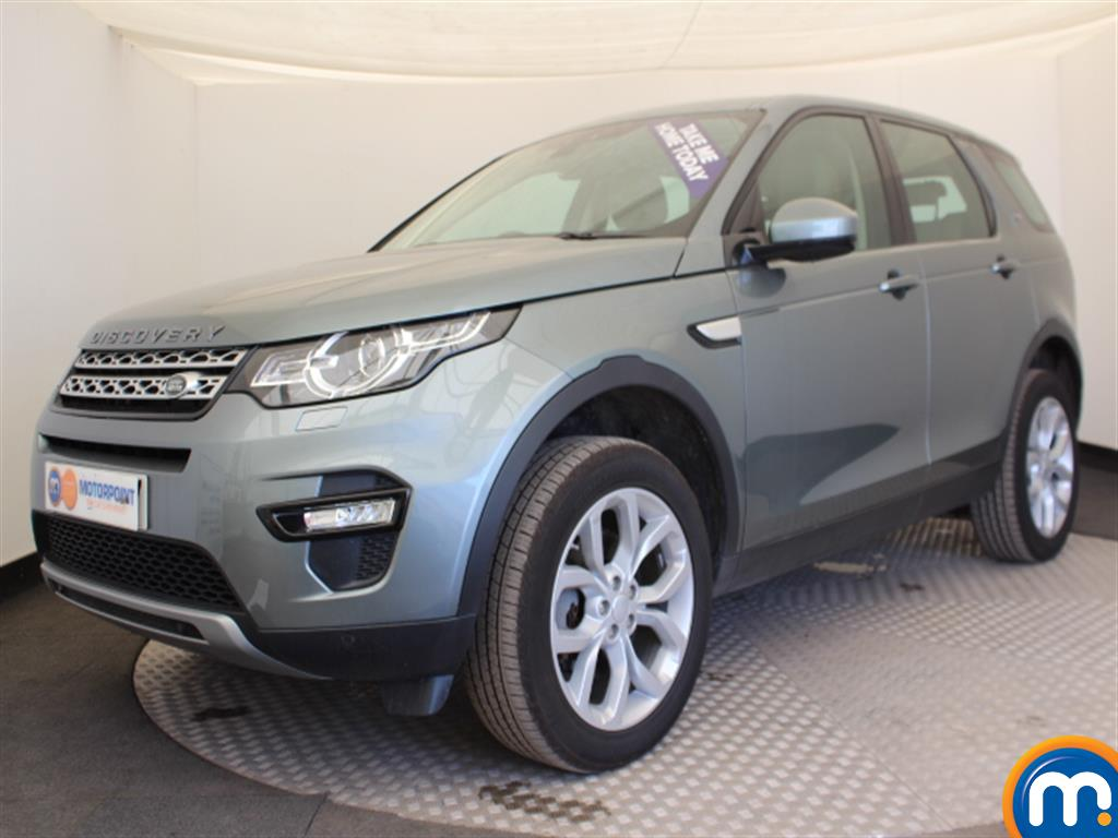 Land Rover Discovery Sport HSE - Stock Number 1031695 Passenger side front corner