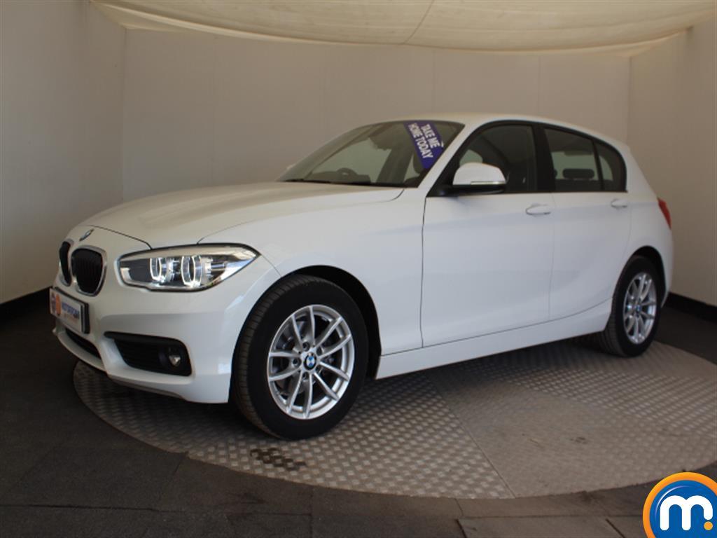 BMW 1 Series SE Business - Stock Number (1032596) - Passenger side front corner