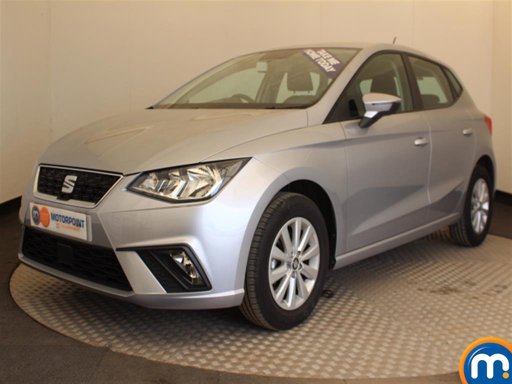 Seat Ibiza SE Technology - Stock Number 1035759 Passenger side front corner