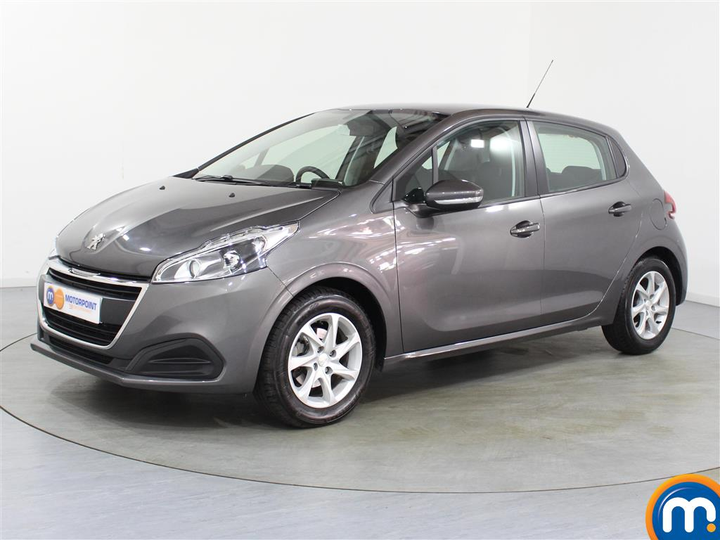Peugeot 208 Active - Stock Number (1027828) - Passenger side front corner