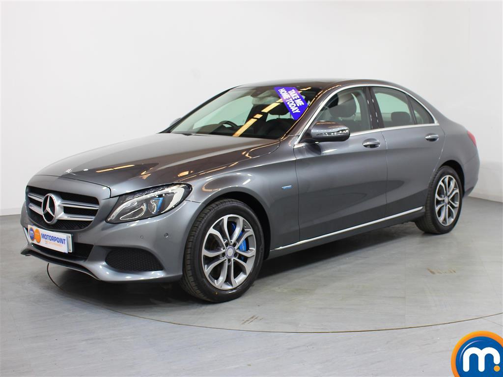 Mercedes-Benz C Class Sport - Stock Number (1032794) - Passenger side front corner