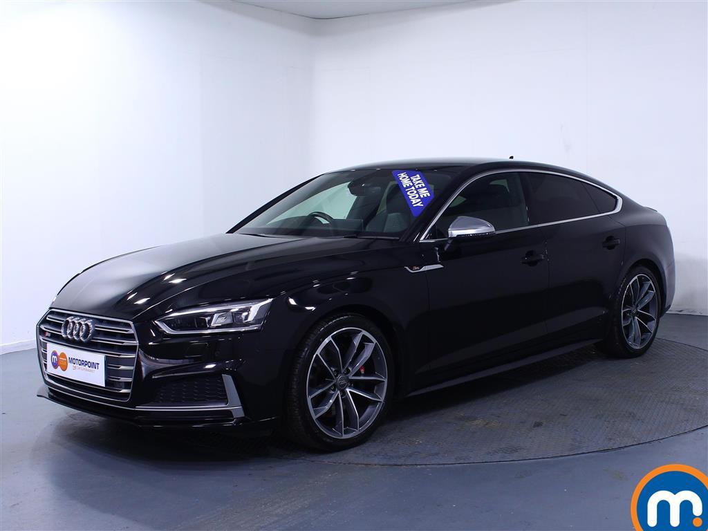 Audi A5 S5 - Stock Number (1033584) - Passenger side front corner