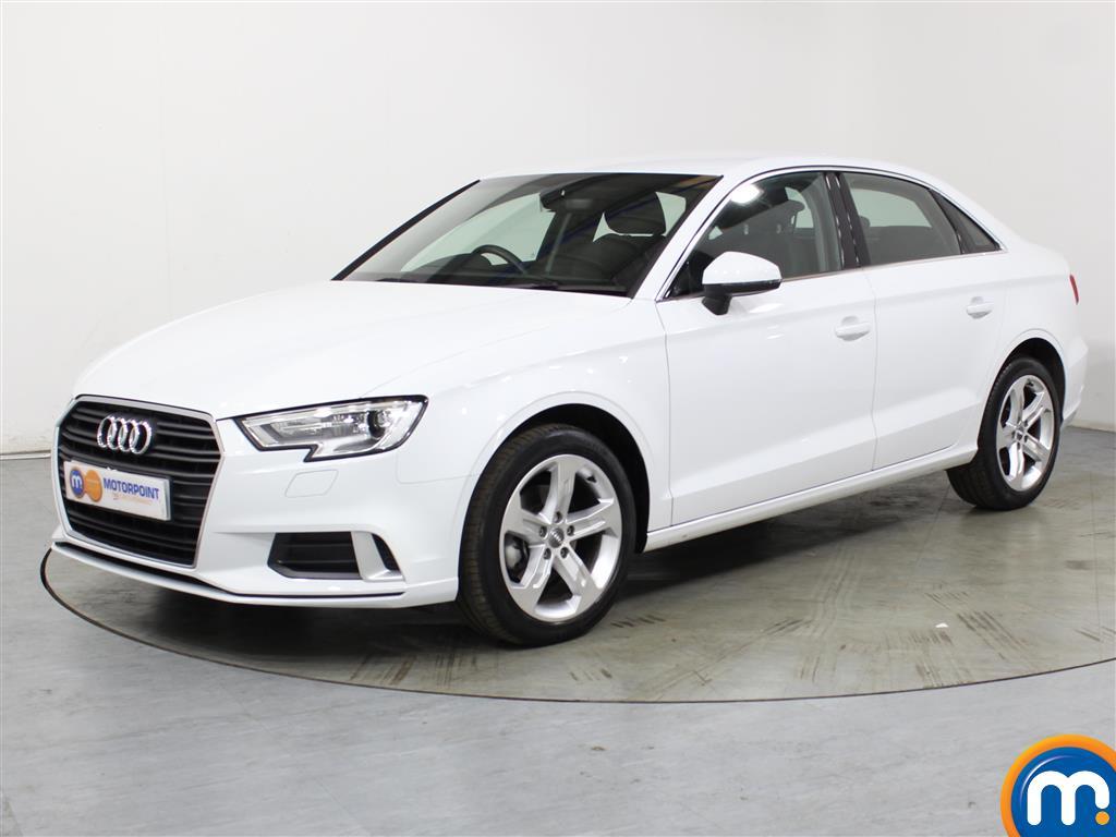 Audi A3 Sport - Stock Number (1034551) - Passenger side front corner