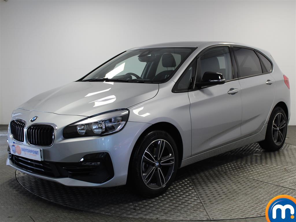 BMW 2 Series Sport - Stock Number (1036787) - Passenger side front corner