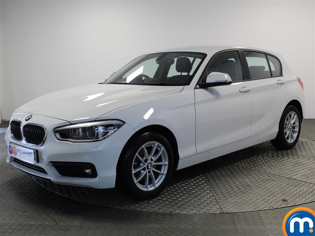 BMW 1 Series SE Business - Stock Number (1030719) - Passenger side front corner