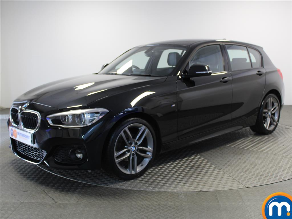 BMW 1 Series M Sport - Stock Number (1032654) - Passenger side front corner