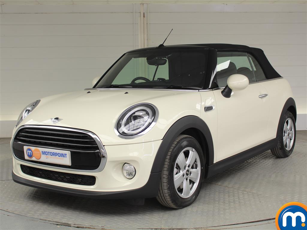 Mini Convertible Cooper Classic - Stock Number (1034455) - Passenger side front corner