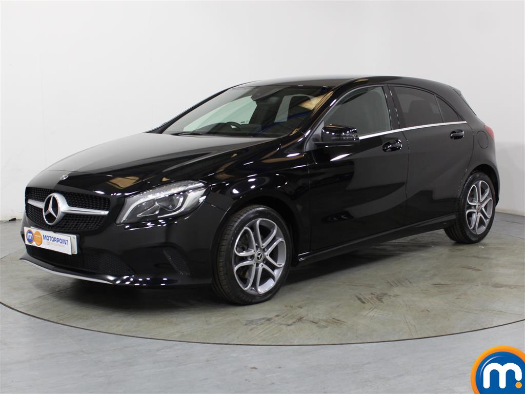 Mercedes-Benz A Class Sport Edition - Stock Number (1024213) - Passenger side front corner