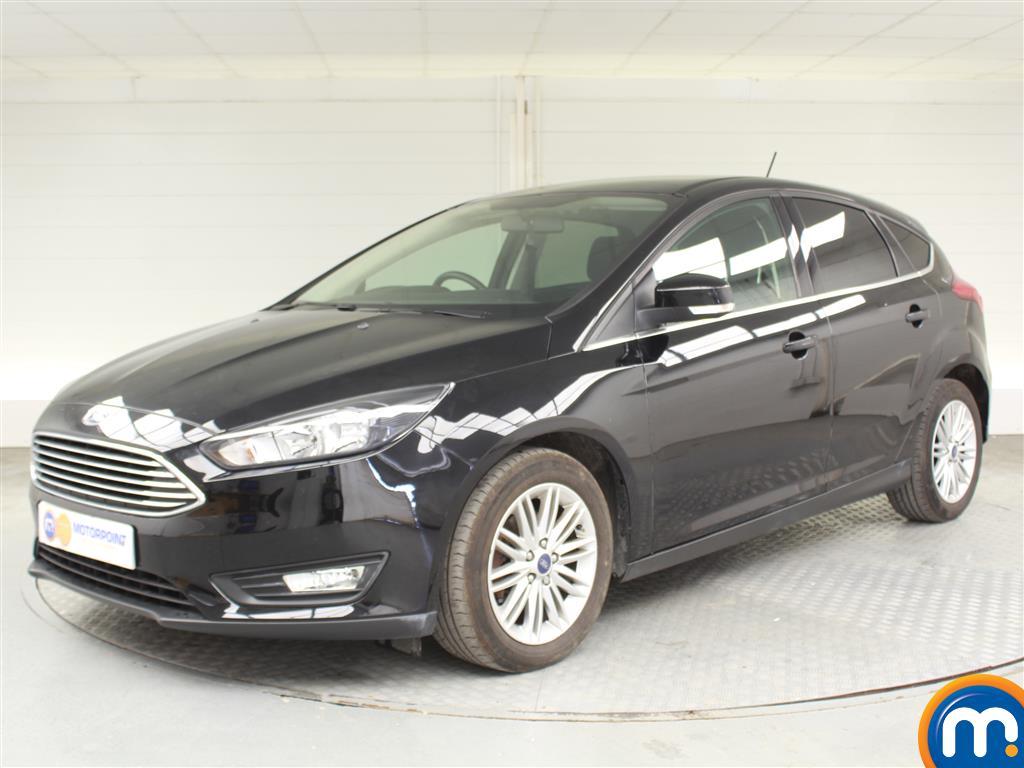 Ford Focus Zetec Edition - Stock Number (1026512) - Passenger side front corner