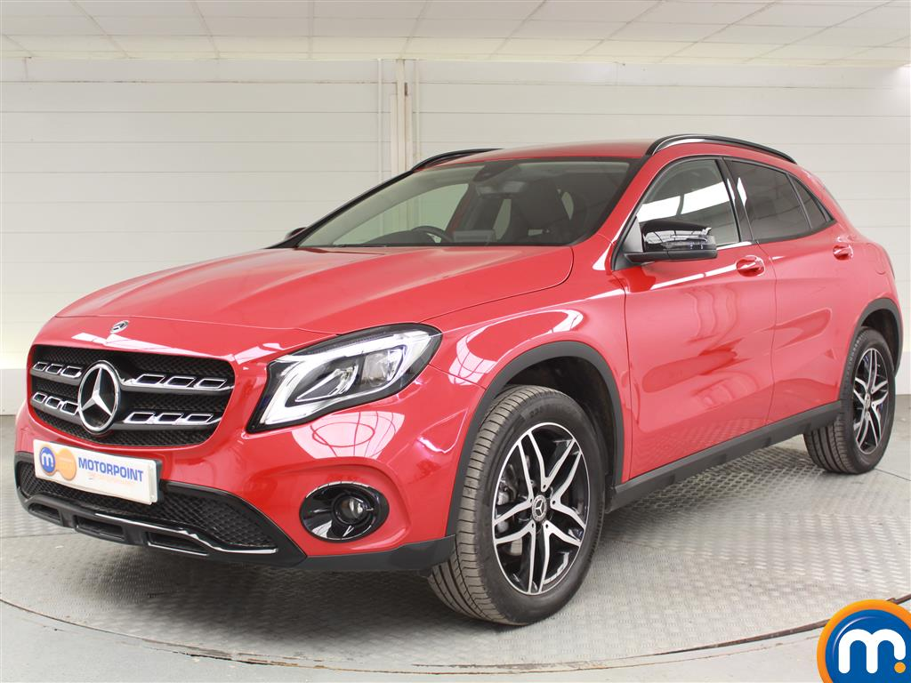 Mercedes-Benz Gla Class Urban Edition - Stock Number (1032239) - Passenger side front corner