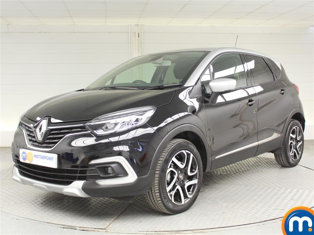 Renault Captur Dynamique S Nav - Stock Number (1029930) - Passenger side front corner
