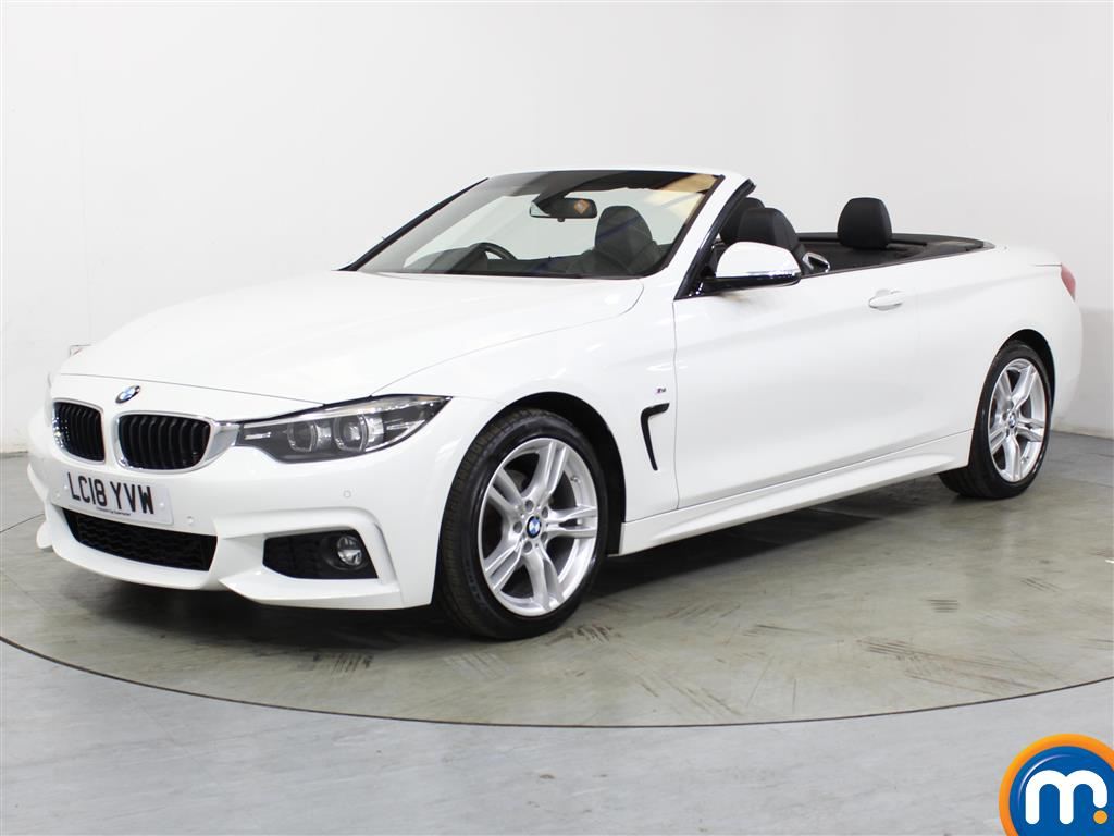 BMW 4 Series M Sport - Stock Number (1033159) - Passenger side front corner