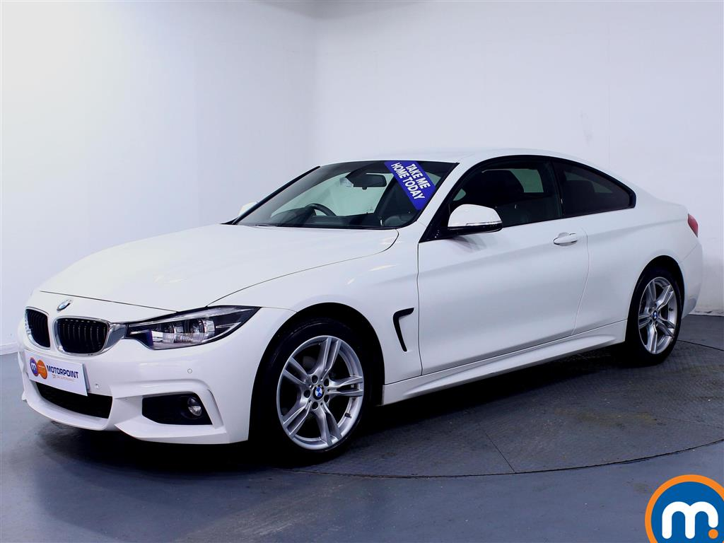 BMW 4 Series M Sport - Stock Number (1032350) - Passenger side front corner