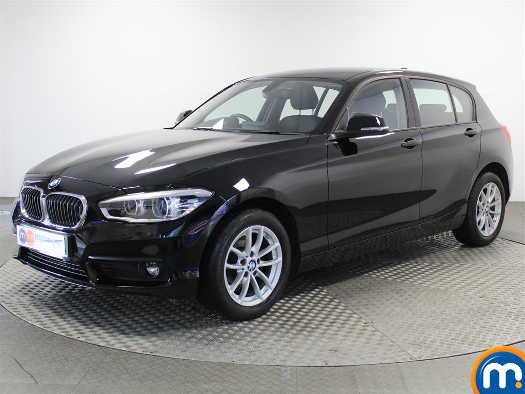 BMW 1 Series SE Business - Stock Number 1030756 Passenger side front corner