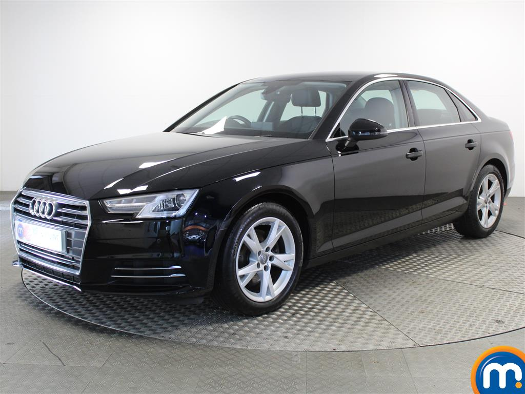Audi A4 SE - Stock Number (1032646) - Passenger side front corner
