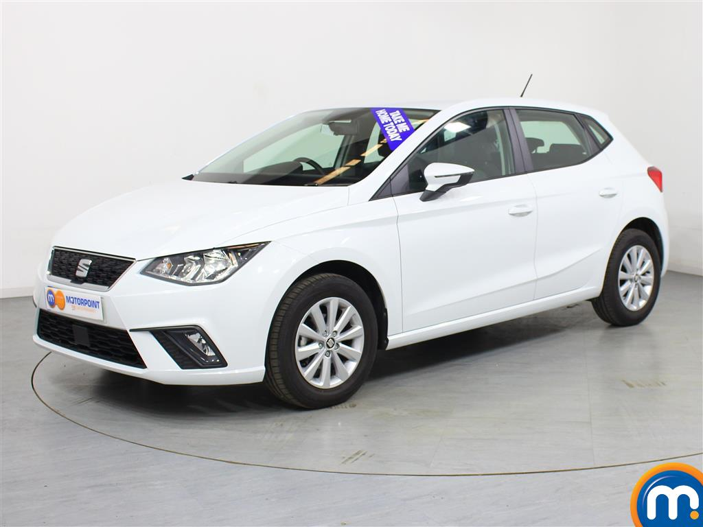 Seat Ibiza SE Technology - Stock Number (1032818) - Passenger side front corner