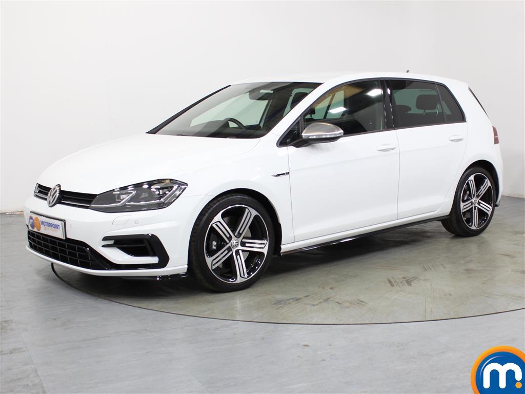 Volkswagen Golf R - Stock Number (1035833) - Passenger side front corner