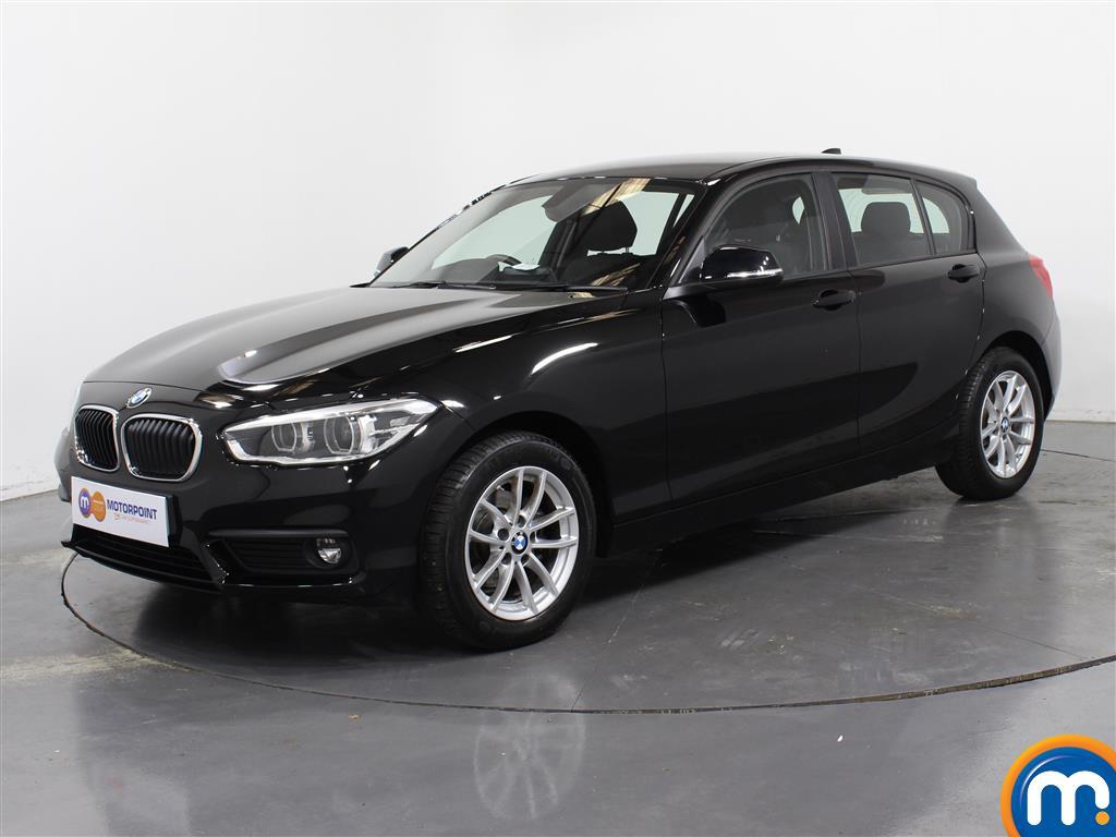 BMW 1 Series SE Business - Stock Number (1035094) - Passenger side front corner