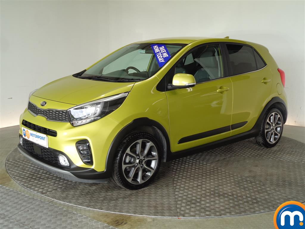 KIA Picanto X-Line - Stock Number (1034447) - Passenger side front corner